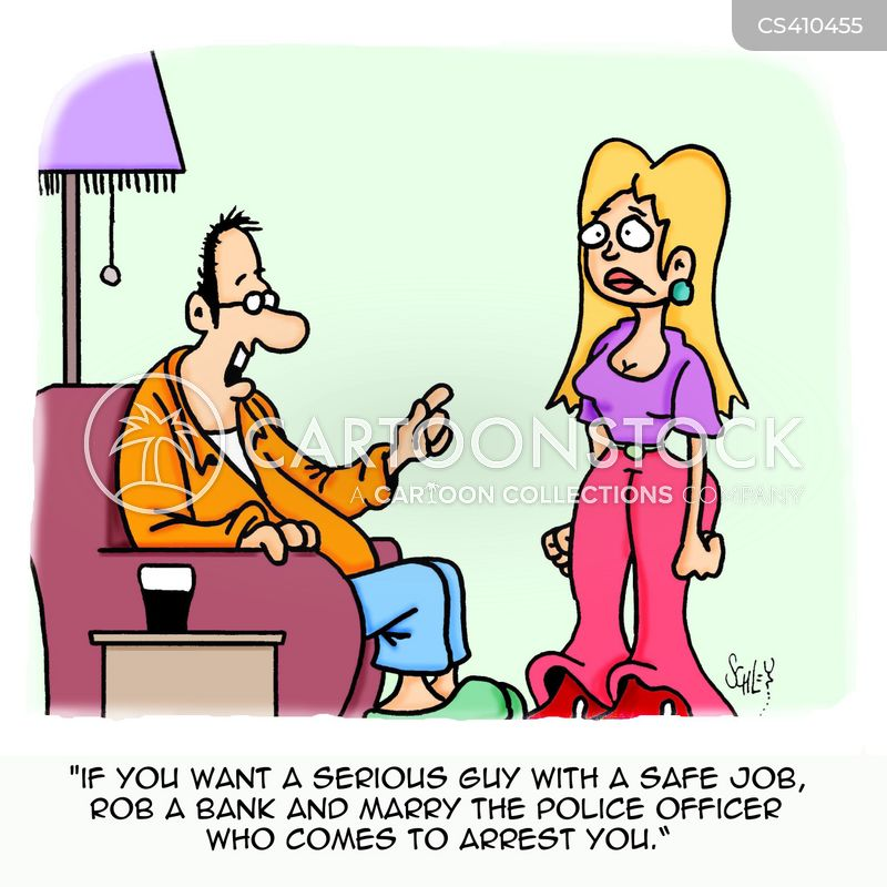 Advice for dating a police officer