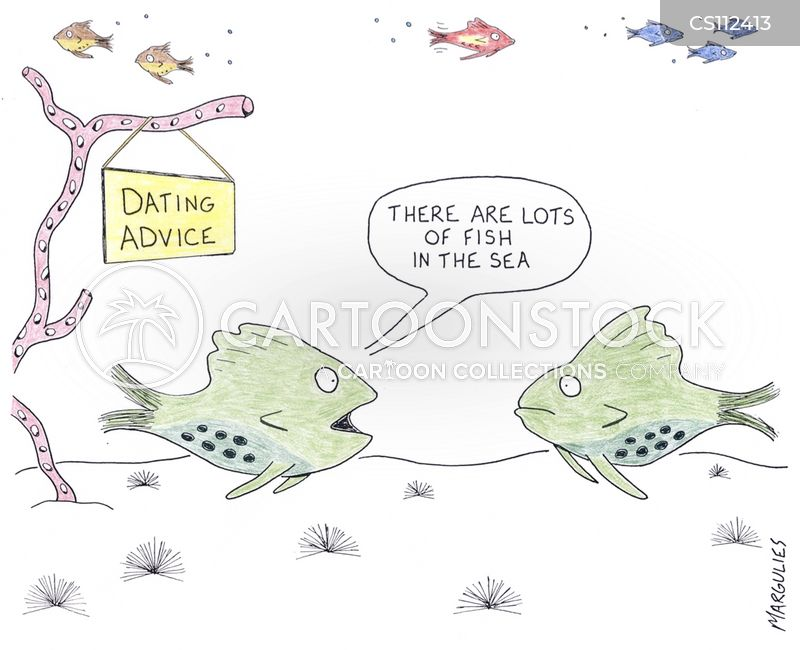 Lots of fish dating