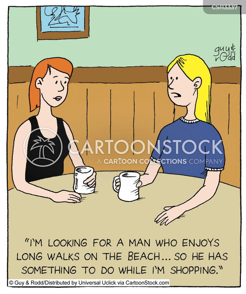 Dating humor Funny cartoons Dating Advice