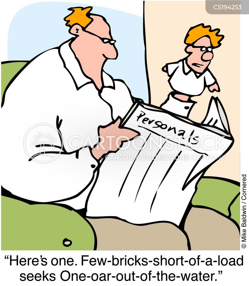 Personal ad cartoons personal ad cartoon funny personal ad picture