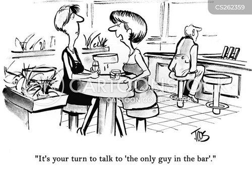 single girl humor