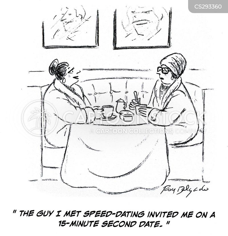 Speed-dating Cartoon, Speed-dating Cartoons, Speed-dating Bild, Speed-dating Bilder, Speed-dating Karikatur, Speed-dating Karikaturen, Speed-dating Illustration, Speed-dating Illustrationen, Speed-dating Witzzeichnung, Speed-dating Witzzeichnungen