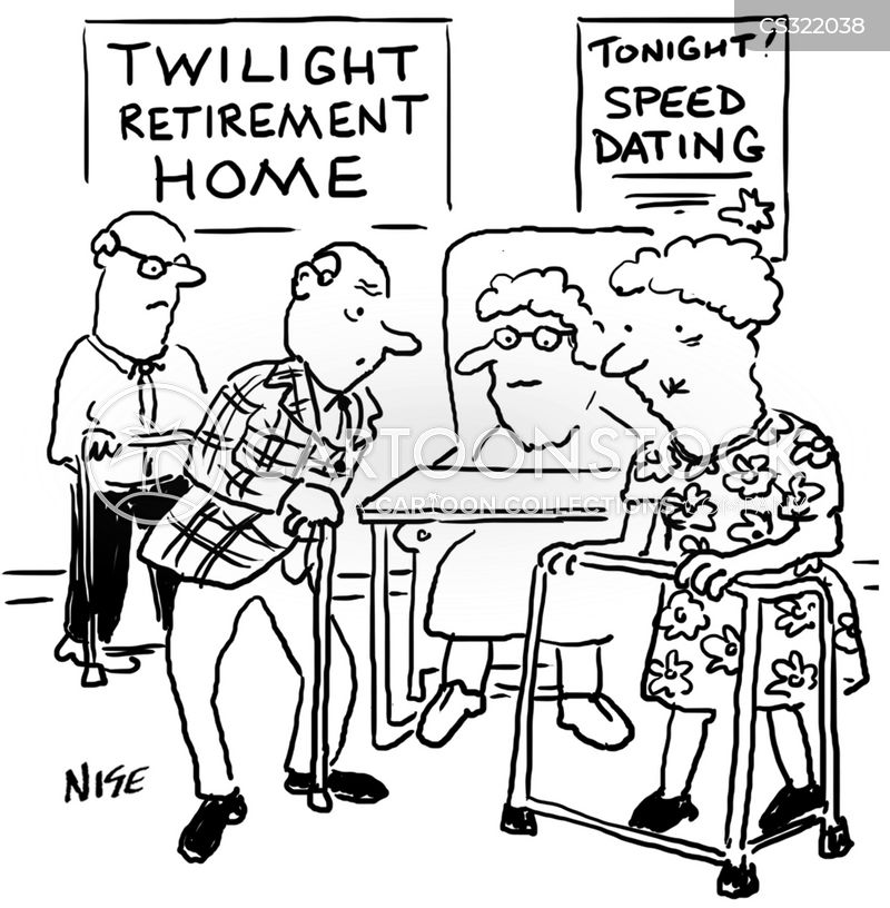 retired dating