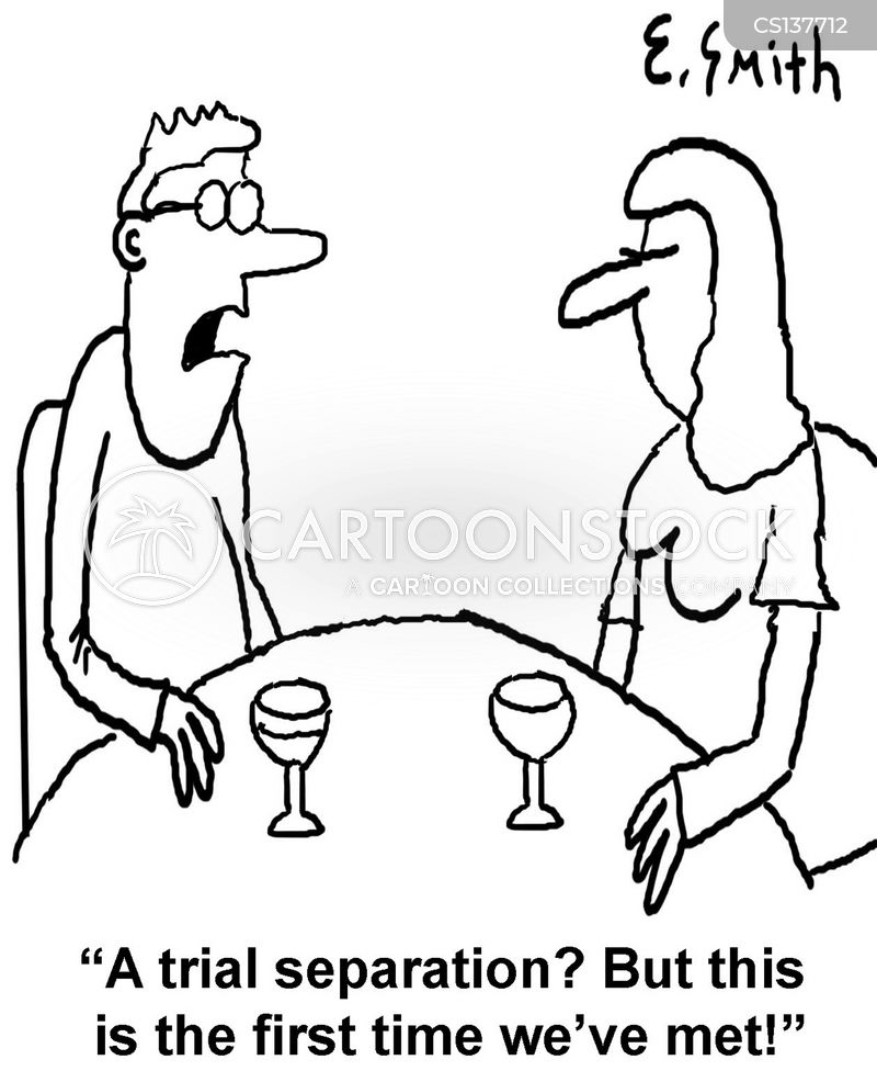 Thinking of Divorce First Consider a Trial Separation