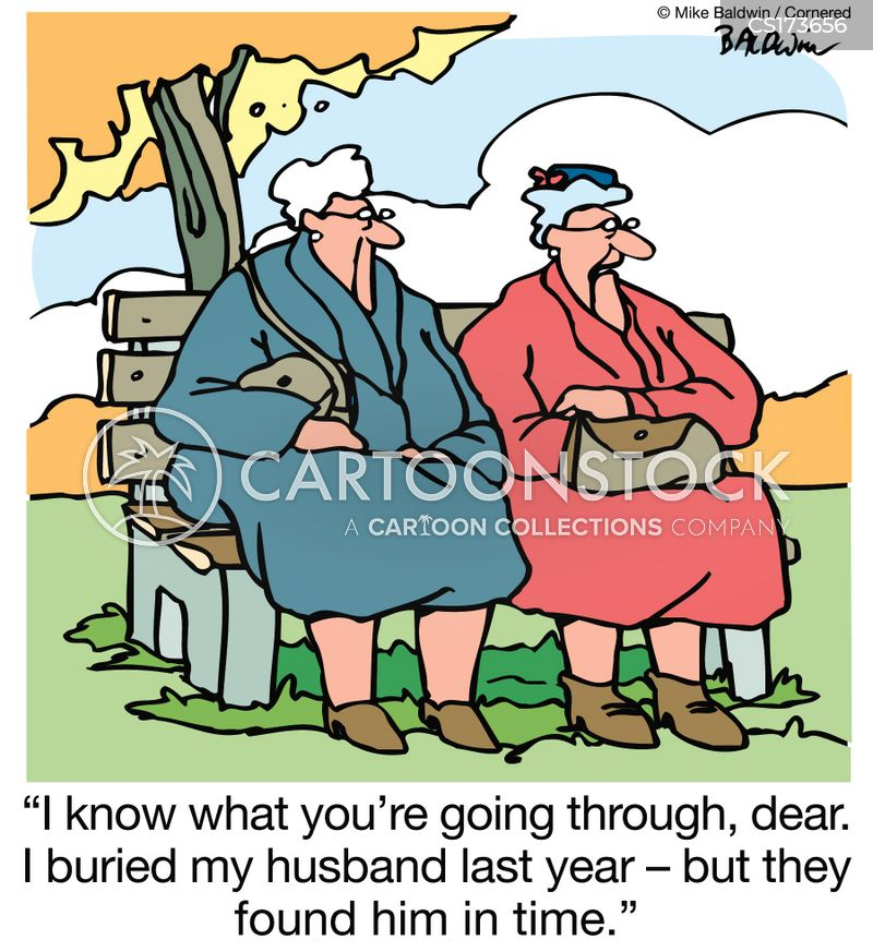 old women cartoons and comics funny pictures from