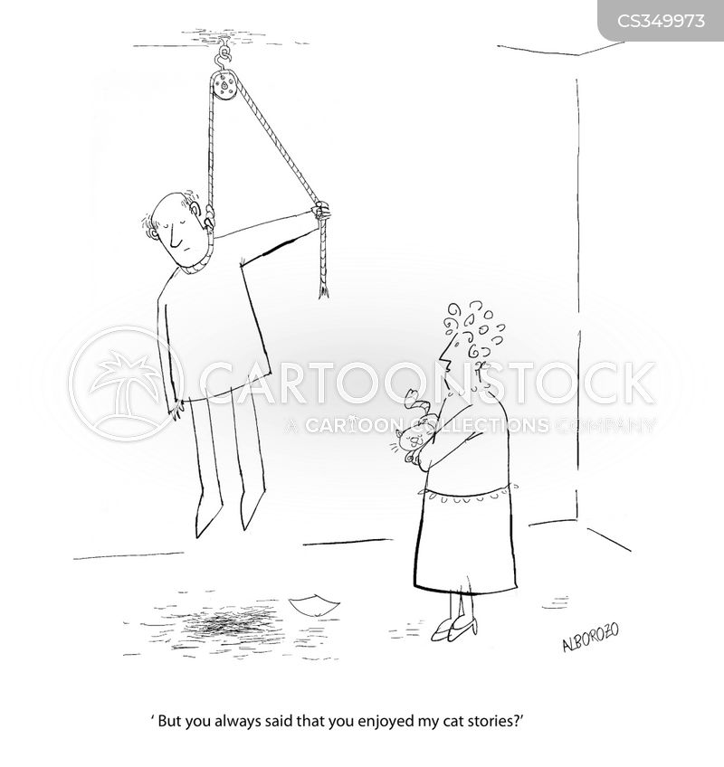 Hang Yourself Cartoons And Comics Funny Pictures From