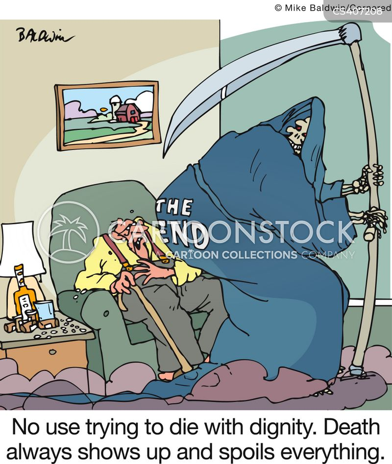dying with dignity essay