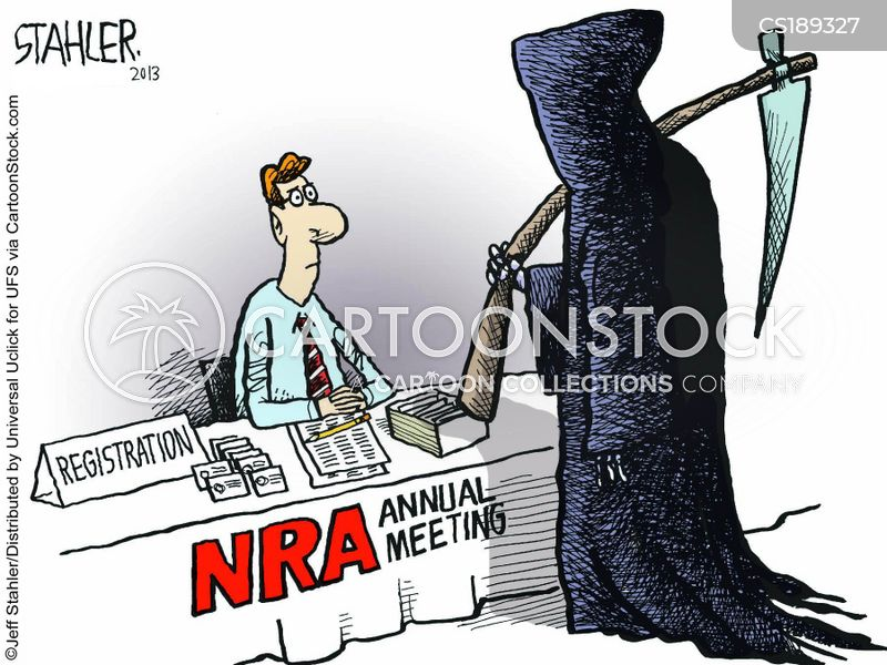 nra gun control Sorry, nra: the us was actually founded on gun control if you study your history, you'll see it start with james madison's first draft of the second.