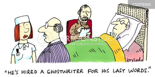 death of an author essay