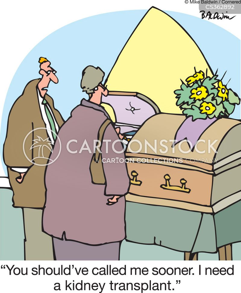 Kidney Transplant Cartoons And Comics Funny Pictures