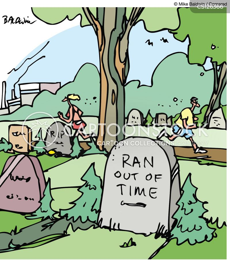 Running Out Cartoons And Comics Funny Pictures From