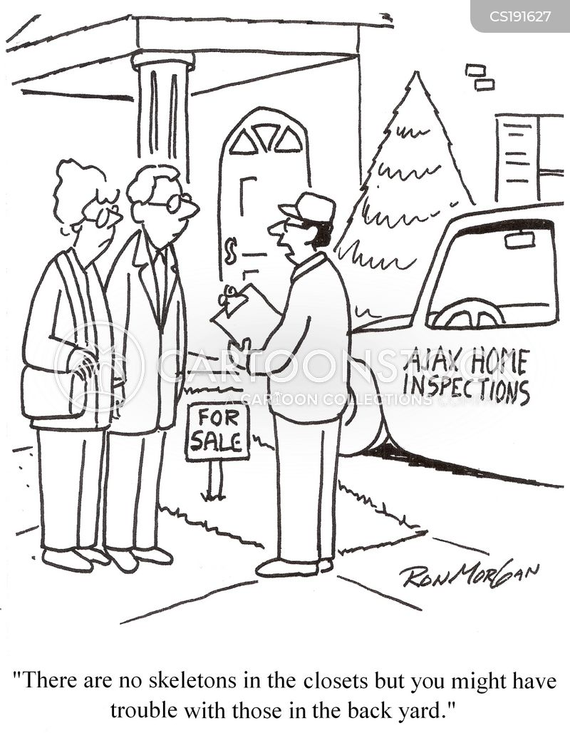 Home Inspection Cartoons And Comics Funny Pictures From
