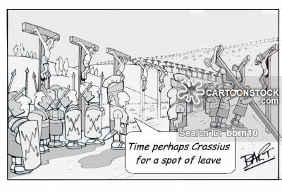 Spartacus Cartoons and Comics - funny pictures from ...