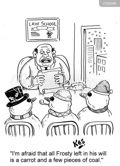 Reading Of The Will cartoons, Reading Of The Will cartoon, funny ...