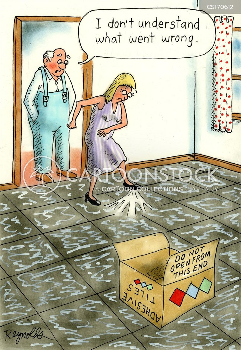 Flooring Cartoons And Comics Funny Pictures From