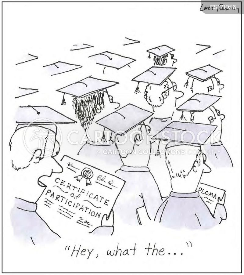 Participation Cartoons and Comics  funny pictures from