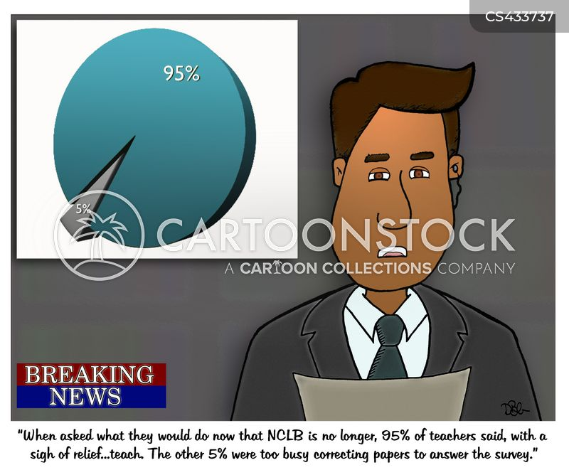 No Child Left Behind Act Of 2001 Cartoons and Comics ...