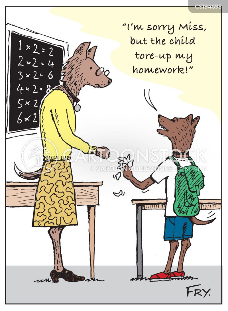 Family Dog Cartoons And Comics Funny Pictures From