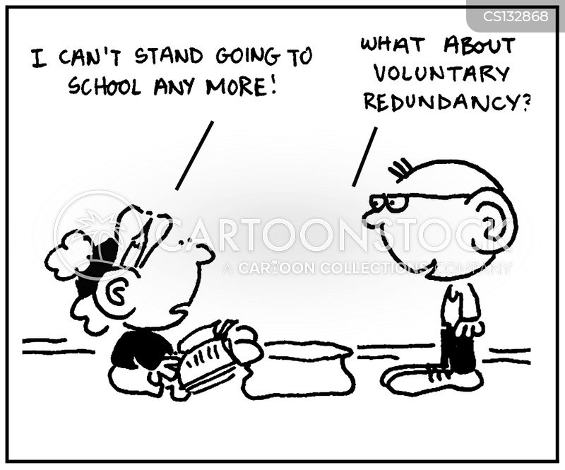 Voluntary Redundancy Cartoons And Comics Funny Pictures