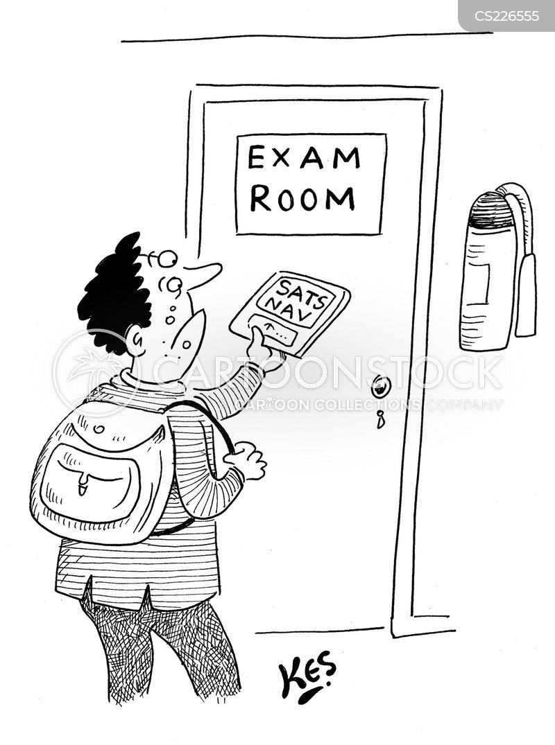 Aptitude Test Cartoons And Comics Funny Pictures From