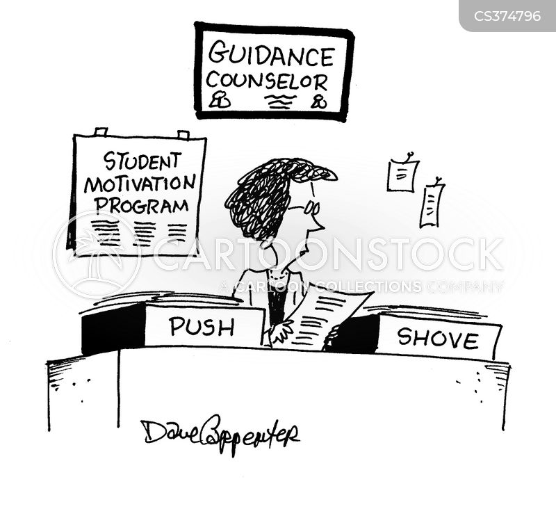 Careers Advise Cartoons and Comics - funny pictures from CartoonStock