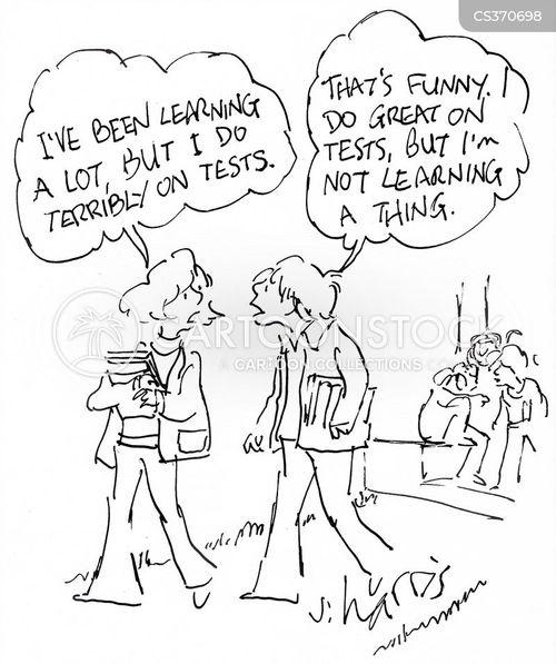 learning styles cartoon - photo #6