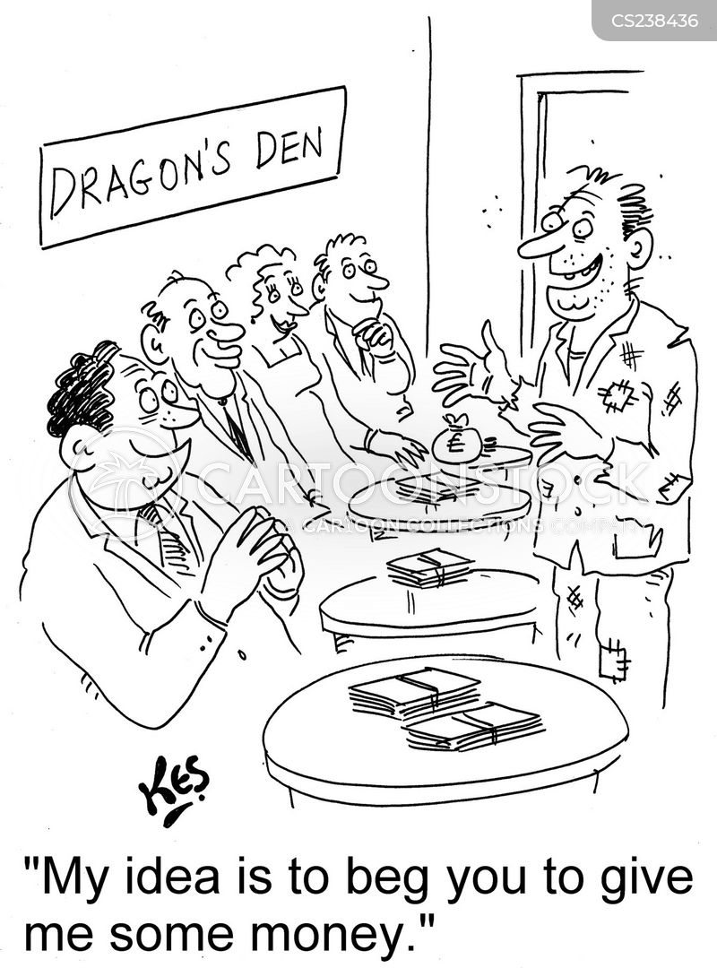how to download dragons den