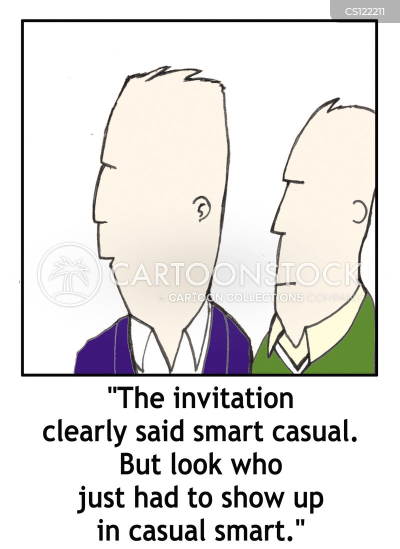Smart Casual Cartoons and Comics - funny pictures from ...