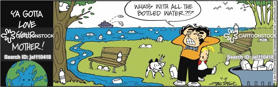 Environmental Problems Cartoons And Comics Funny