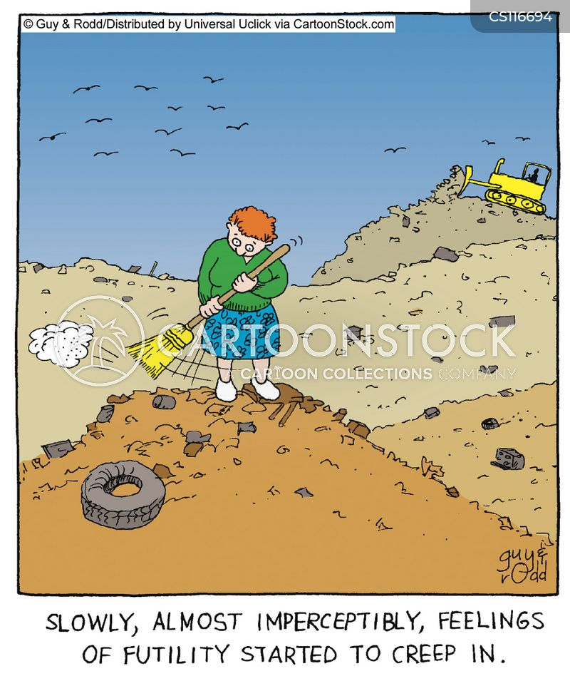 Cleaning Cartoons and Comics - funny pictures from ...