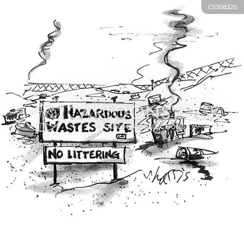 effects of hazardous waste on the environment pdf
