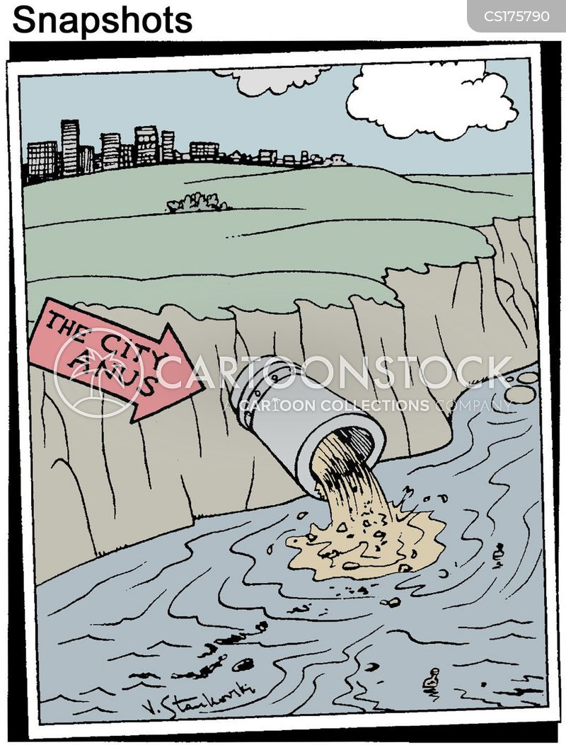 Industrial Waste Cartoons and Comics - funny pictures from ...