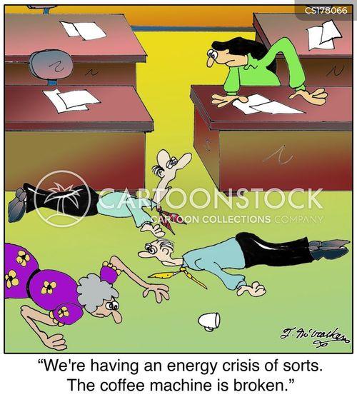 Energy Crisis Cartoons And Comics