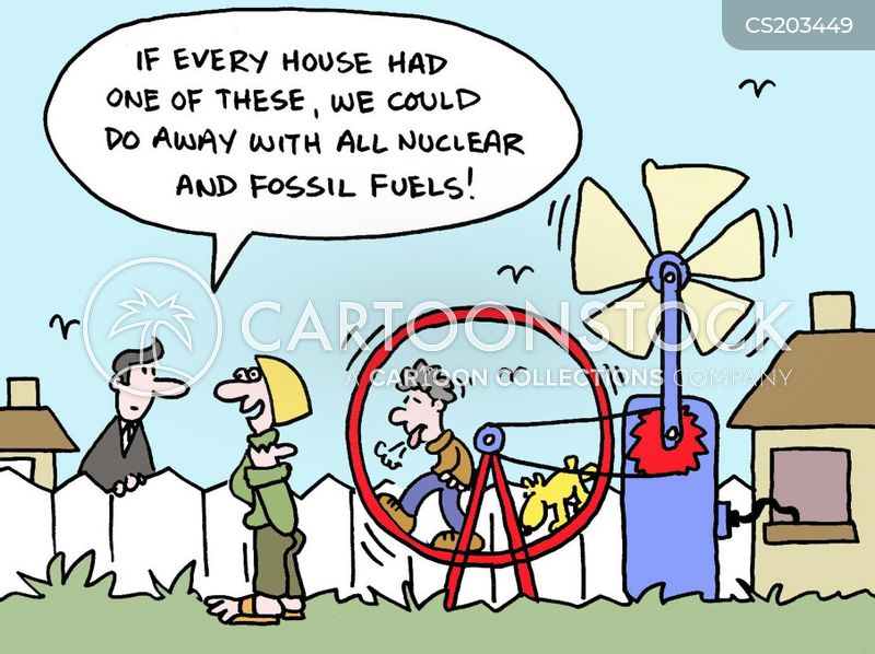 Nuclear Energy Cartoons And Comics Funny Pictures From