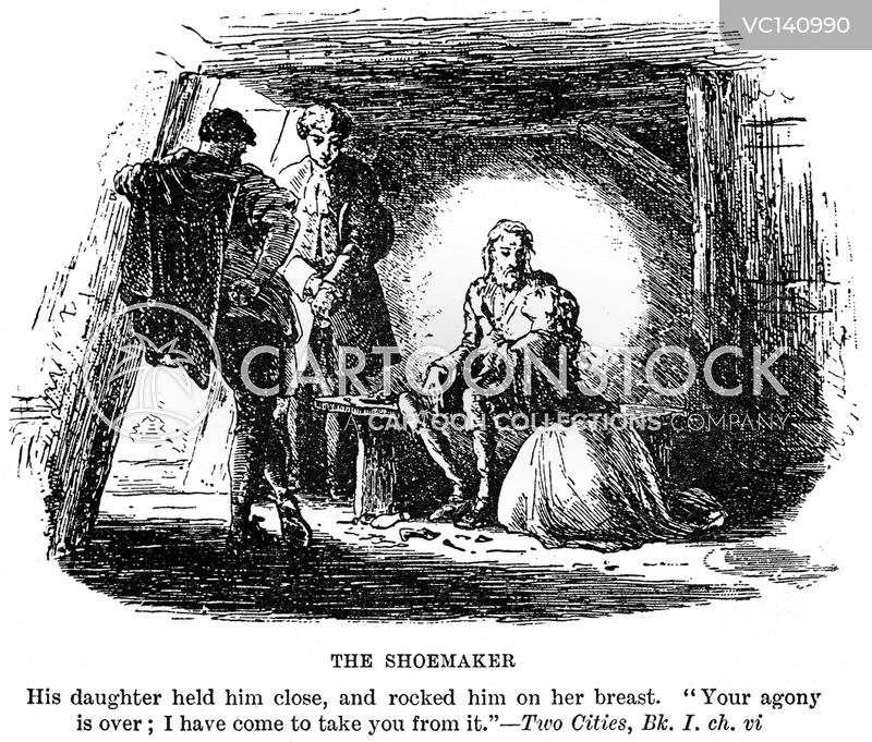 comparing the conditions in england and france in a tale of two cities - france and england in a tale of two cities - the french revolution introduction in the eighteen-fifties, charles dickens was concerned that social problems in .