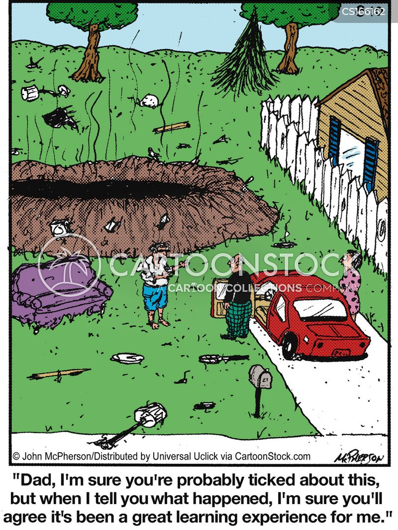 Destroy Cartoons And Comics Funny Pictures From Cartoonstock