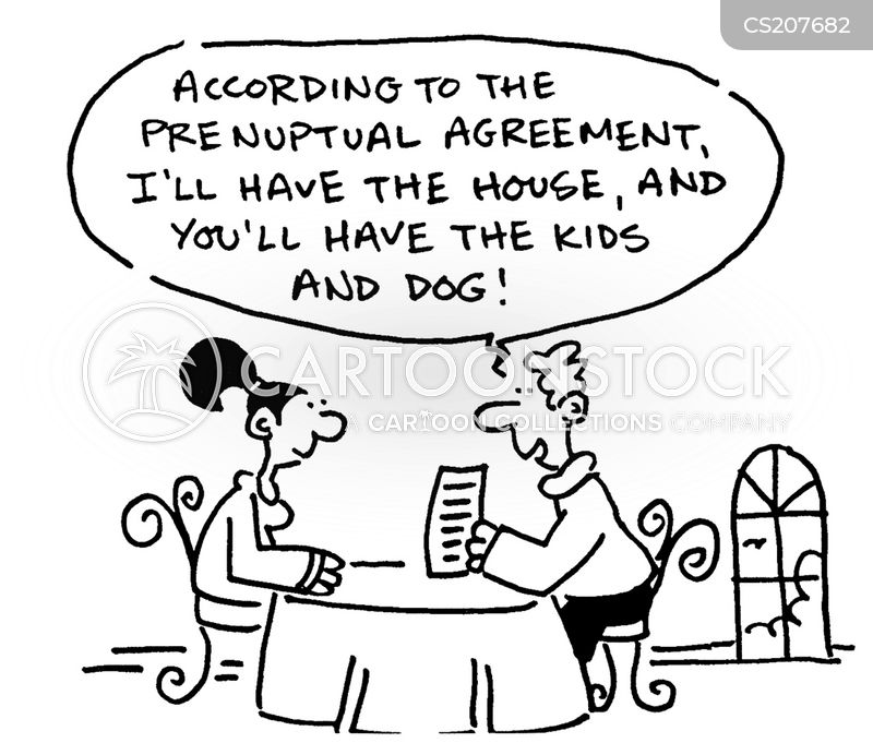 how to get prenuptial agreement after marriage