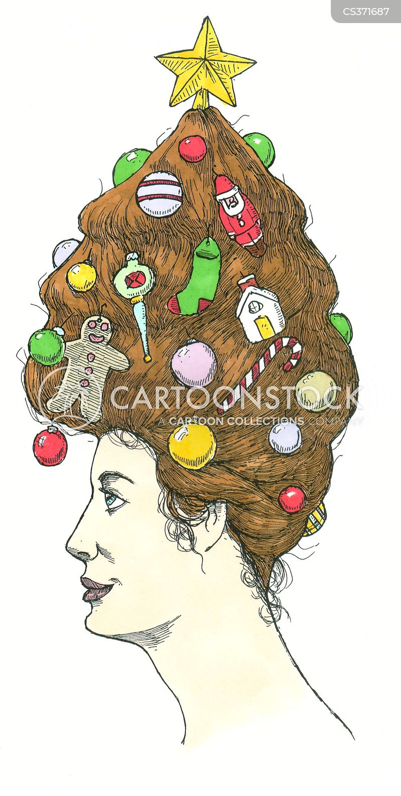 Frisuren Cartoon, Frisuren Cartoons, Frisuren Bild, Frisuren Bilder, Frisuren Karikatur, Frisuren Karikaturen, Frisuren Illustration, Frisuren Illustrationen, Frisuren Witzzeichnung, Frisuren Witzzeichnungen
