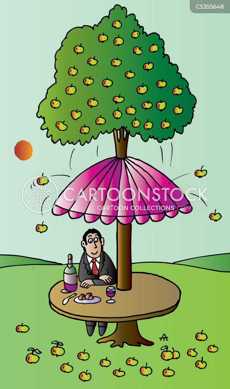 Picknicker Cartoon, Picknicker Cartoons, Picknicker Bild, Picknicker Bilder, Picknicker Karikatur, Picknicker Karikaturen, Picknicker Illustration, Picknicker Illustrationen, Picknicker Witzzeichnung, Picknicker Witzzeichnungen