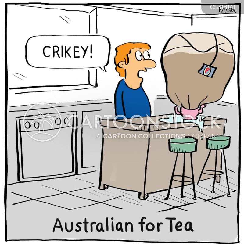 Tea-bag Cartoons and Comics - funny pictures from CartoonStock