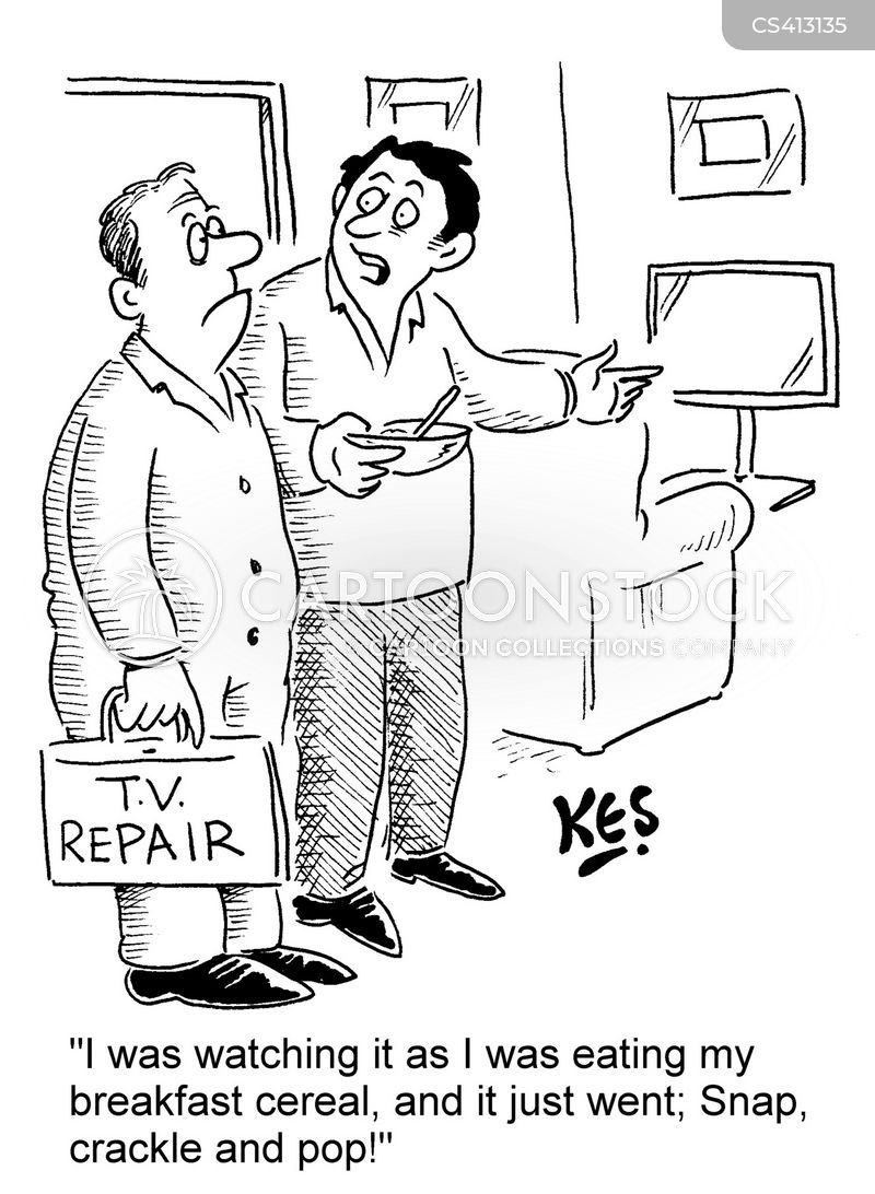 electrical problems cartoons and comics