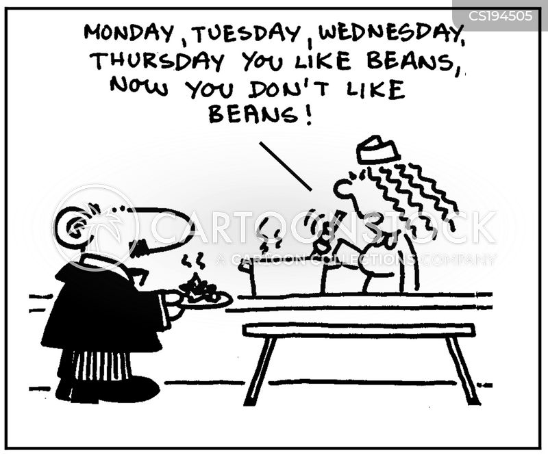 Restaurant Service Cartoons And Comics Funny Pictures