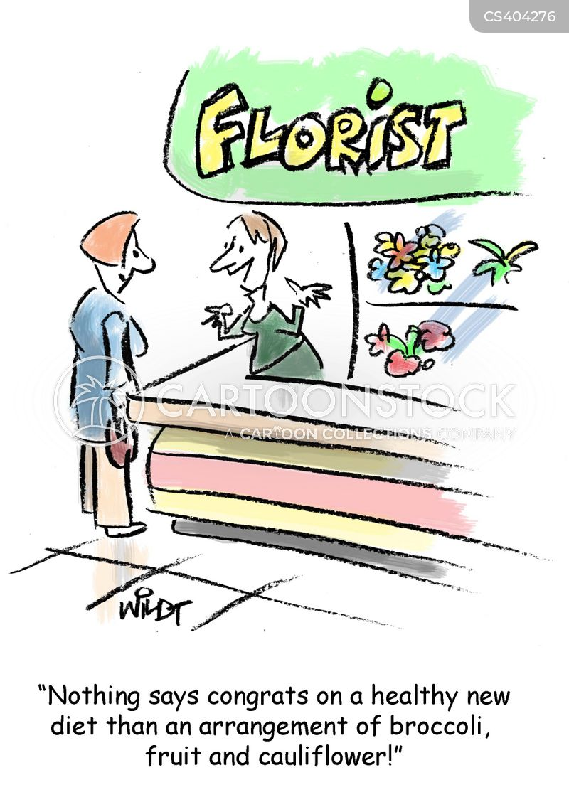 3 Unusual Marketing Ideas For Florists. In Flower Marketing by Seamus February 8, 10 Comments. Here's the first in a series of unusual florist marketing ideas to help your floristry business jump out from amongst the noise and clutter of modern life. 1 – Do Something Really Small.