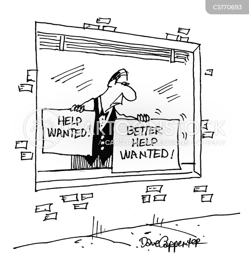 Getting Hired Cartoons And Comics Funny Pictures From