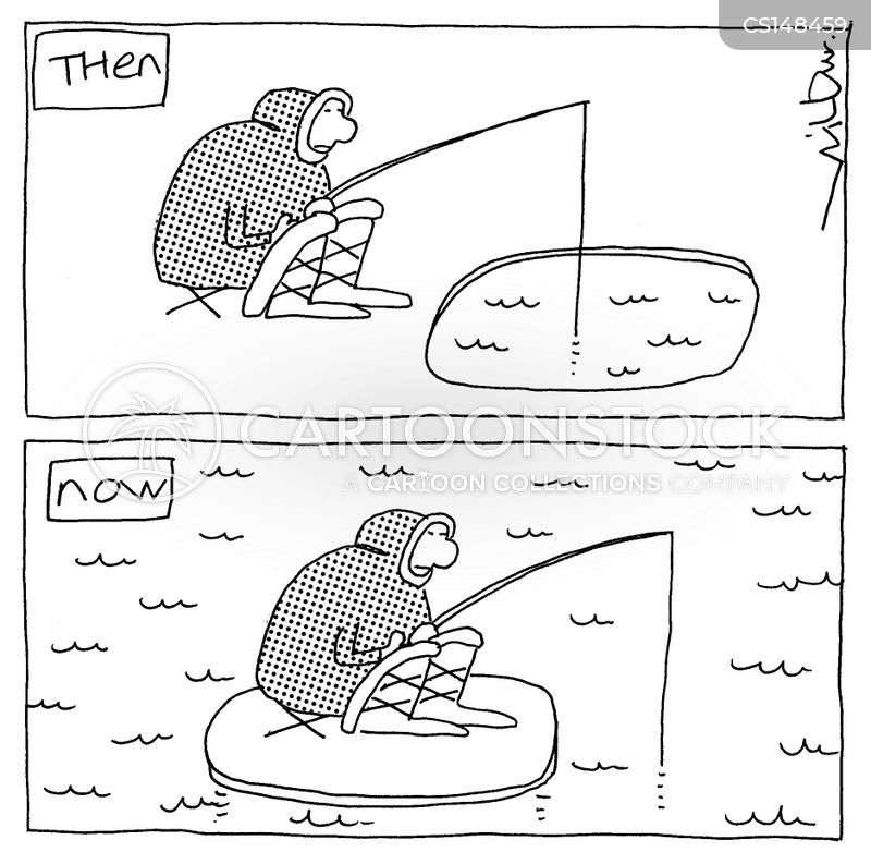 Rising Sea Level Cartoons and Comics - funny pictures from ...