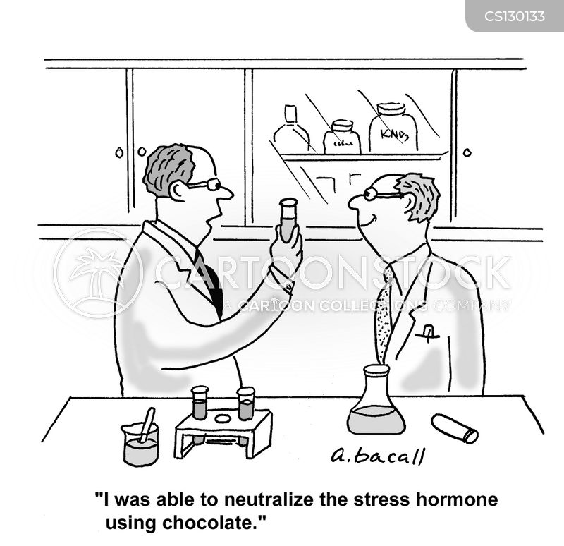 Hormone Cartoons And Comics Funny Pictures From Cartoonstock