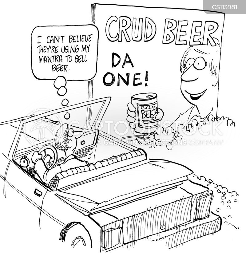 Cat Food Advert Cartoon