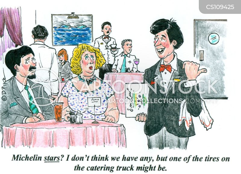 Sternerestaurant Cartoon, Sternerestaurant Cartoons, Sternerestaurant Bild, Sternerestaurant Bilder, Sternerestaurant Karikatur, Sternerestaurant Karikaturen, Sternerestaurant Illustration, Sternerestaurant Illustrationen, Sternerestaurant Witzzeichnung, Sternerestaurant Witzzeichnungen