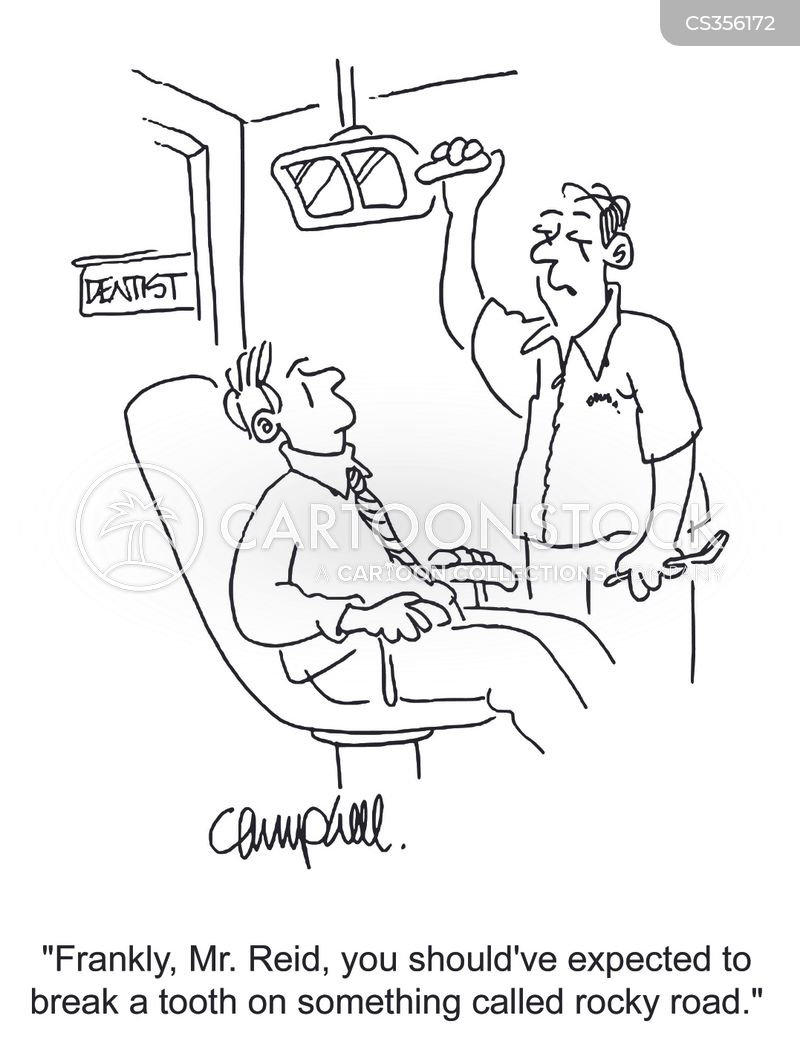 Chipped Teeth Cartoons And Comics Funny Pictures From