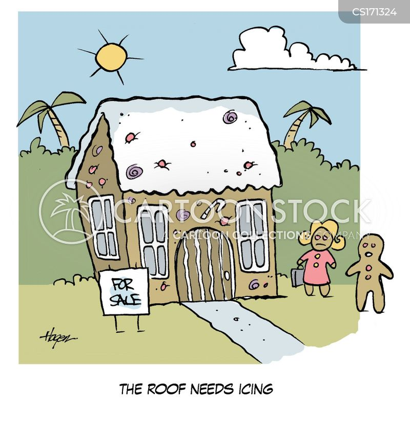 New Roof Cartoons And Comics Funny Pictures From